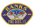 Banks Fire logo