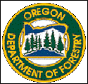 Oregon Department of Forestry logo