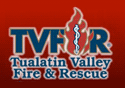 Tualatin Valley Fire and Rescue logo